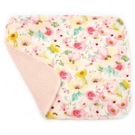 Кухонное полотенце из хлопка двухслойное Eco1shop Цветок