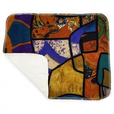 Кухонное полотенце из хлопка двухслойное Eco1shop Картина