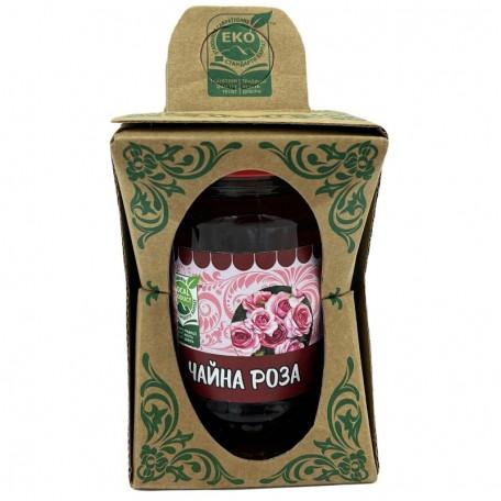 Натуральный сироп Верховина Чайная роза 200 мл