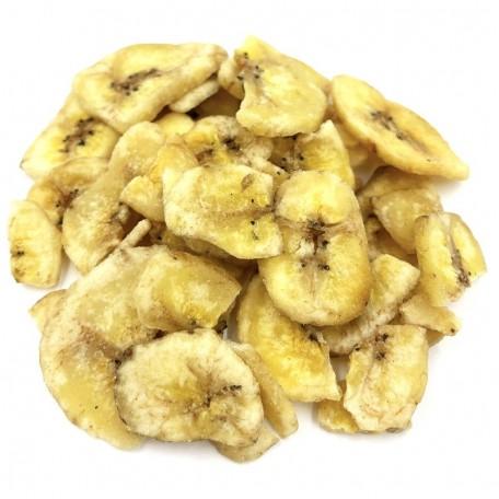 Банановые чипсы сушеные