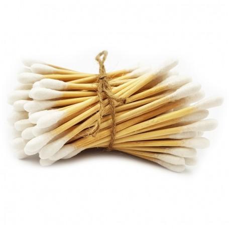 Бамбуковые ватные палочки Eco1shop 100 шт