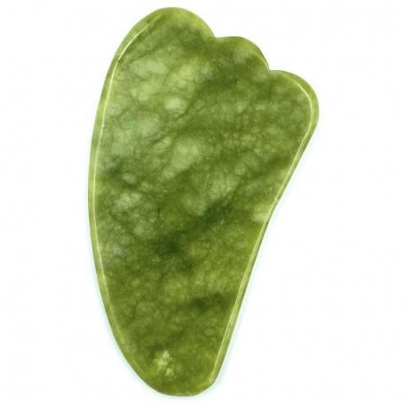 Скребок Гуаша Eco1shop Лапка Нефритовый Зеленый