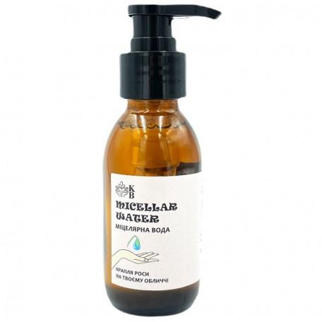 Мицелярная вода для снятия макияжа KB 100 мл